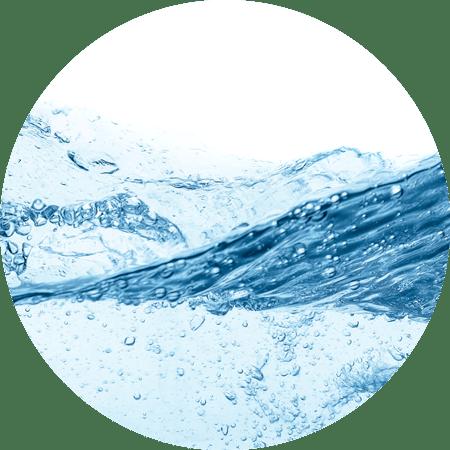 wlewanie wody
